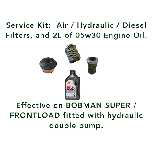 Service Kit - Super - Front Load