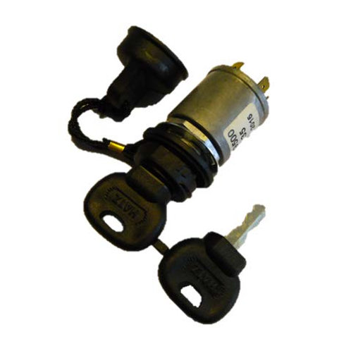 790146 - Hatz Ignition Key and barrel