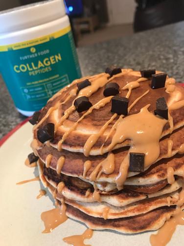 Worlds Best Protein Pancakes