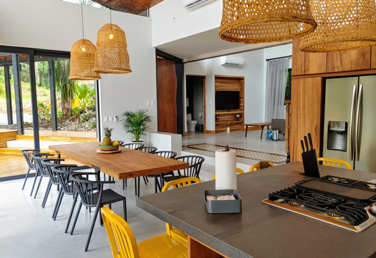 Fully Equipped Kitchen for up to 14 guests