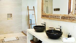 Bathrooms on Ground Floor
