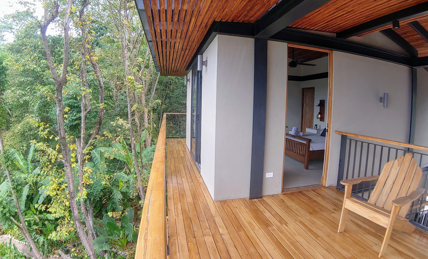 Rooms with Panoramic Jungle View