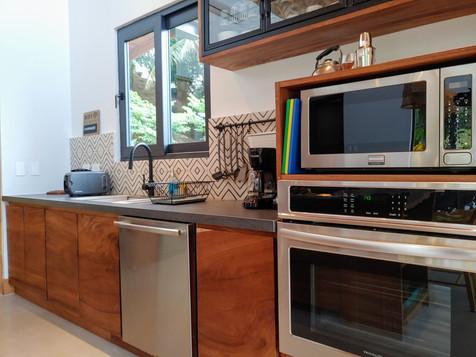 Kitchen full of Appliances