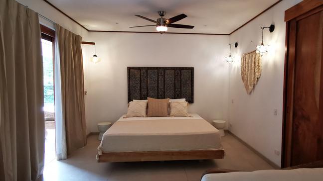 King Size Bedroom on 1st Floor