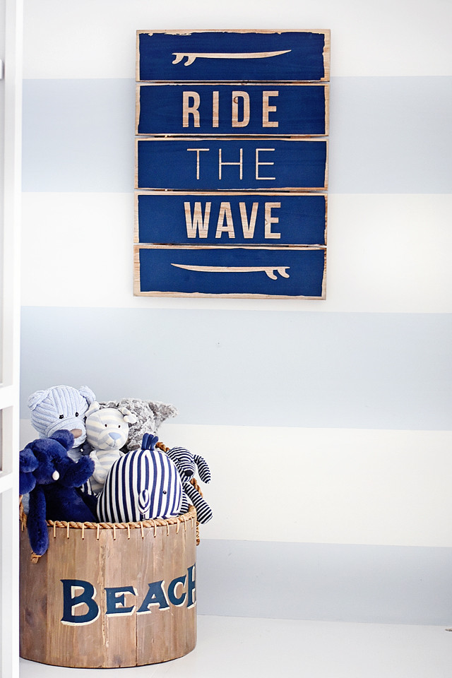 Ride the Wave signage from Target