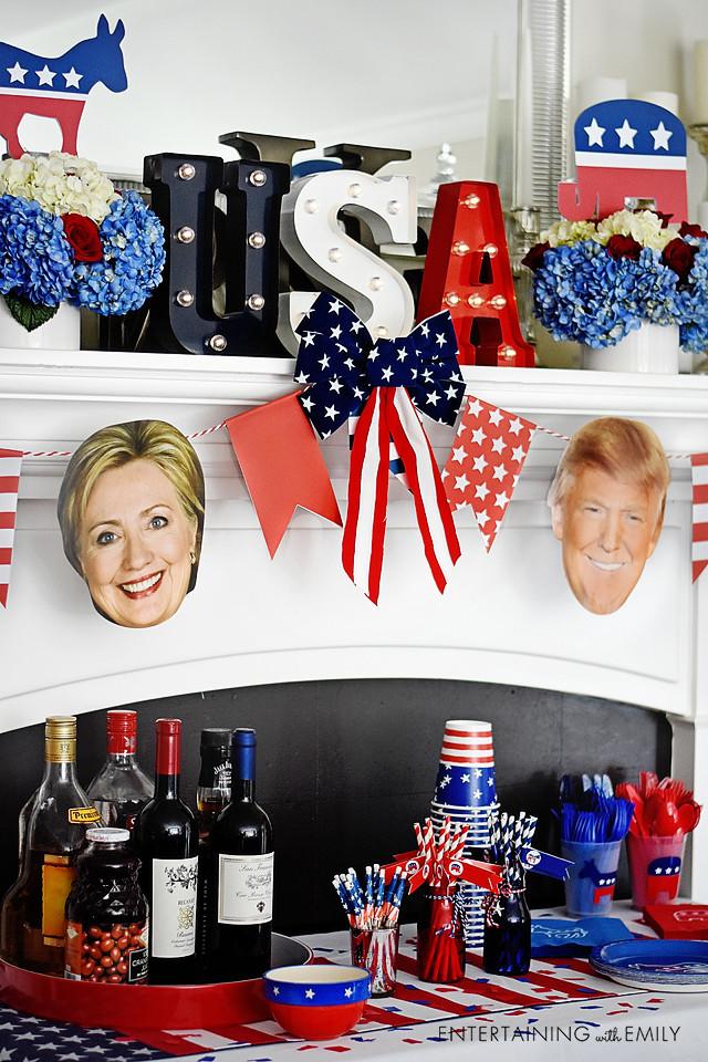 2016 election -  debate party 101