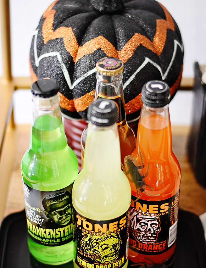 Jones Spooky Soda