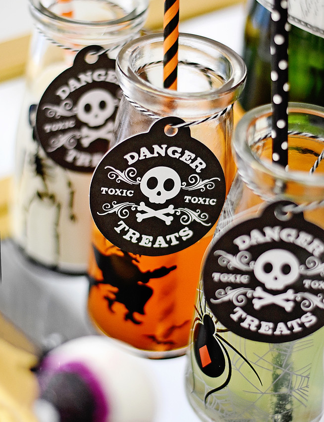 Danger: Toxic Treats