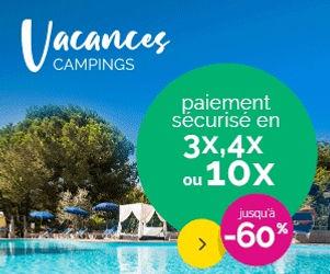 Vacances en Campings