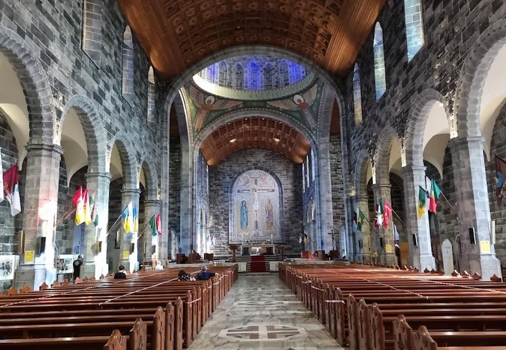 Cathédrale de Galway en Irlande