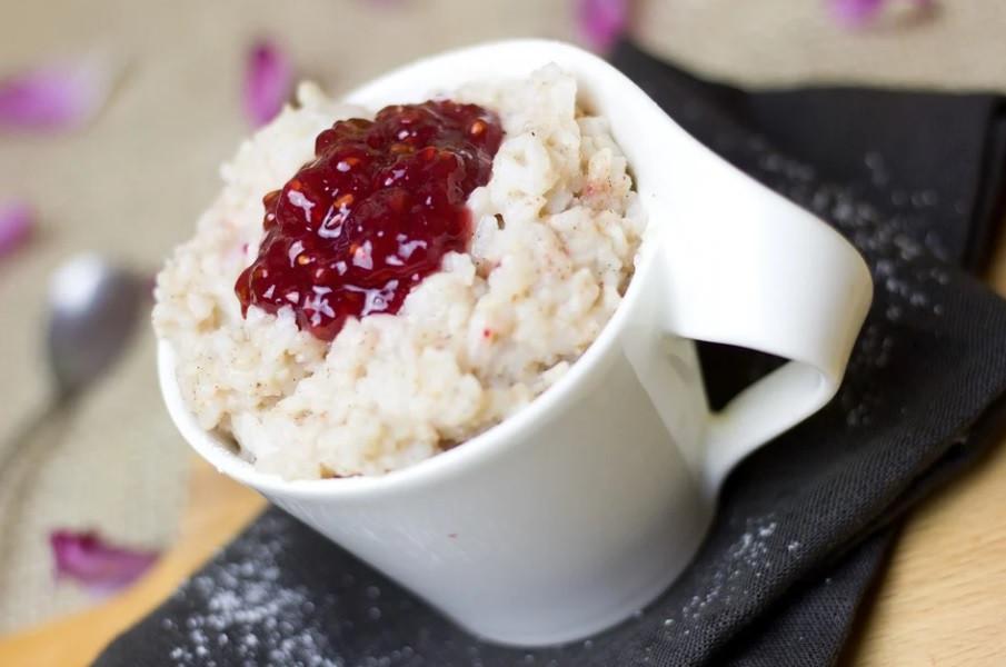 Riz au lait ou Risgrynsgröt spécialité suèdoise