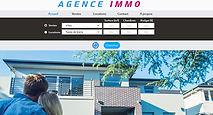 Site internet pour agences immobilières