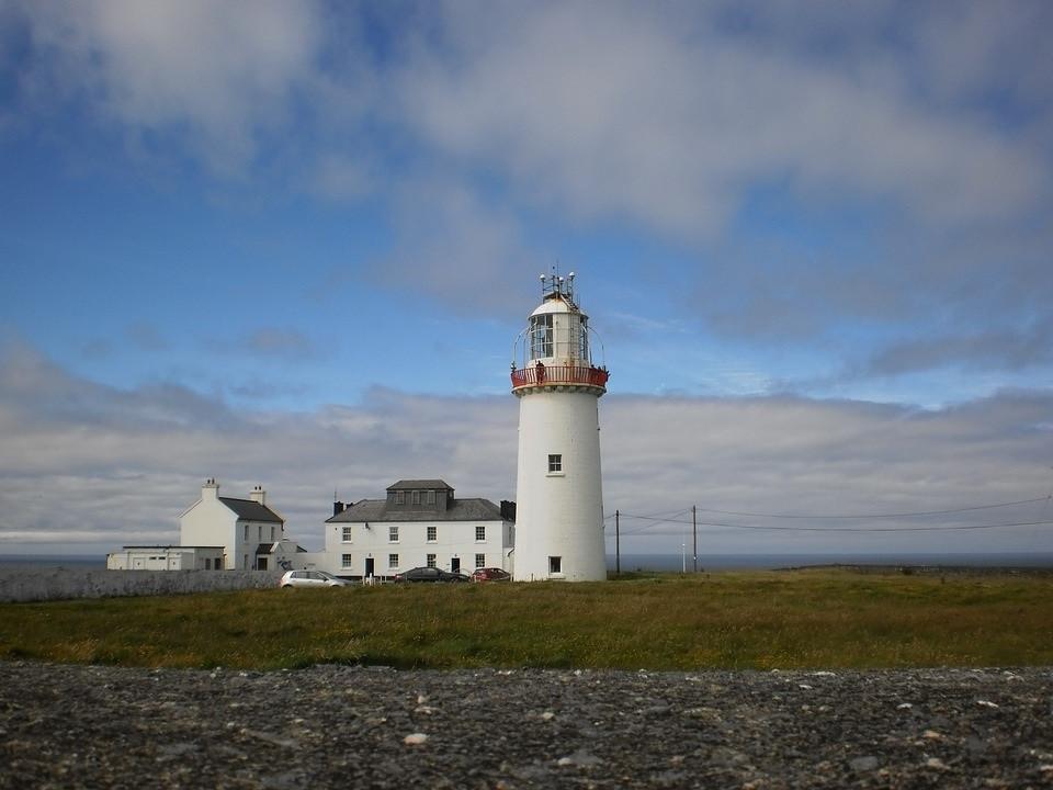 Phare de Loop Head en Irlande