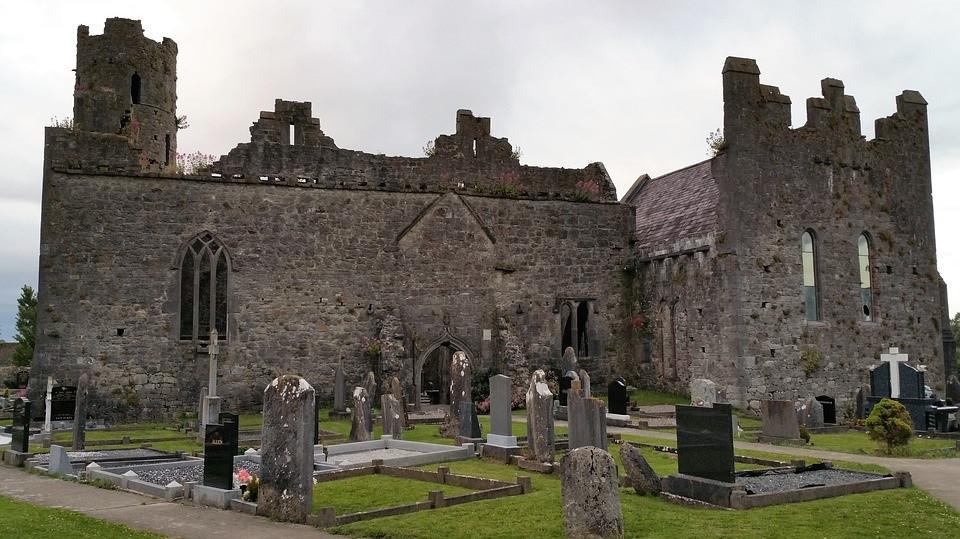 Kilmallock Collegiate Church en Irlande