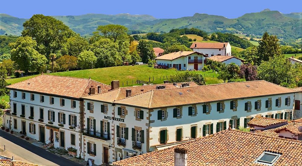 Hôtel Arraya dans le Pays-Basque