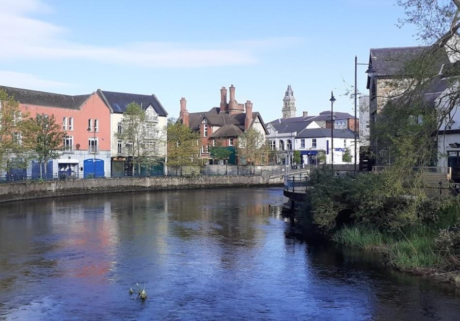 Ville de Sligo en Irlande