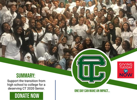 Help Support CT Students