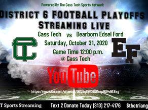 District 6 Football Playoffs