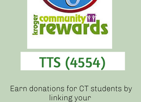 Raise Funds 4 CT While Grocery Shopping!