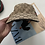 Thumbnail: Original Gucci Canvas Baseball Hat