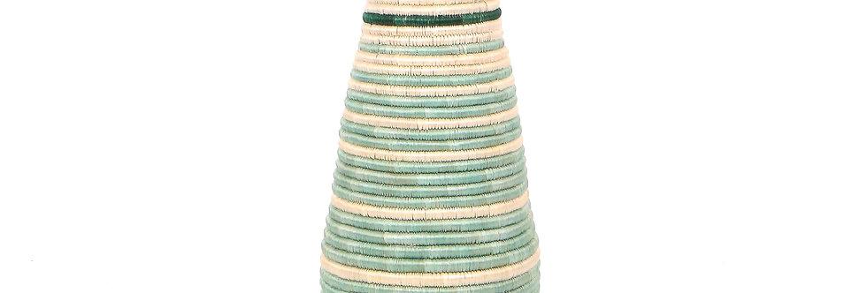 Bayou Striped Tall Vase