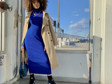 The WomxnHood Series: Featuring Kristian Spraggins the Curly-Haired Digital Content Creator