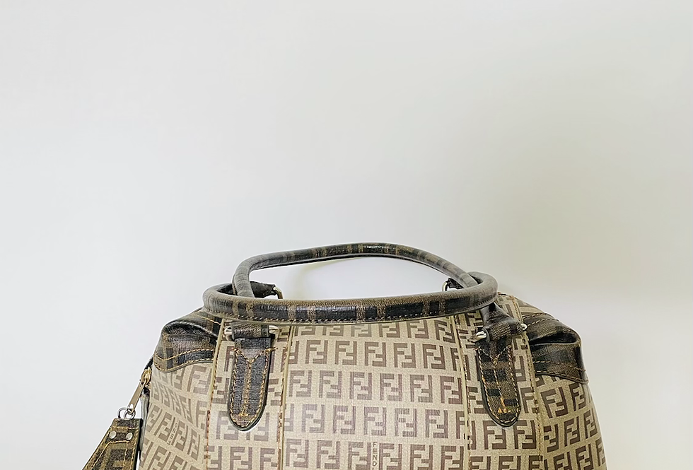Fendi Reworked Monogram Bag