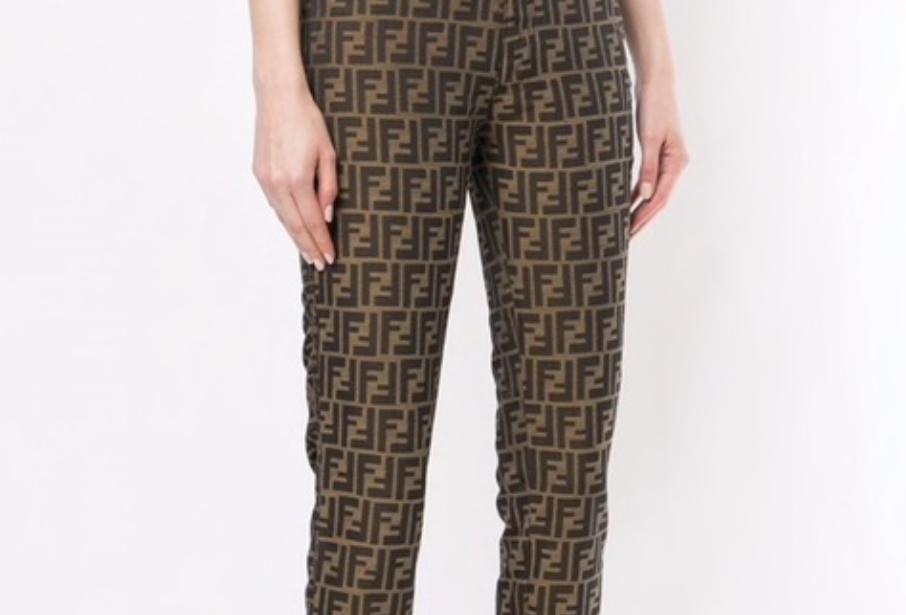 Pre-Order Fendi Zucca Pants