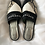 Thumbnail: Givenchy Bedford Flat Snakeskin & Leather Mules