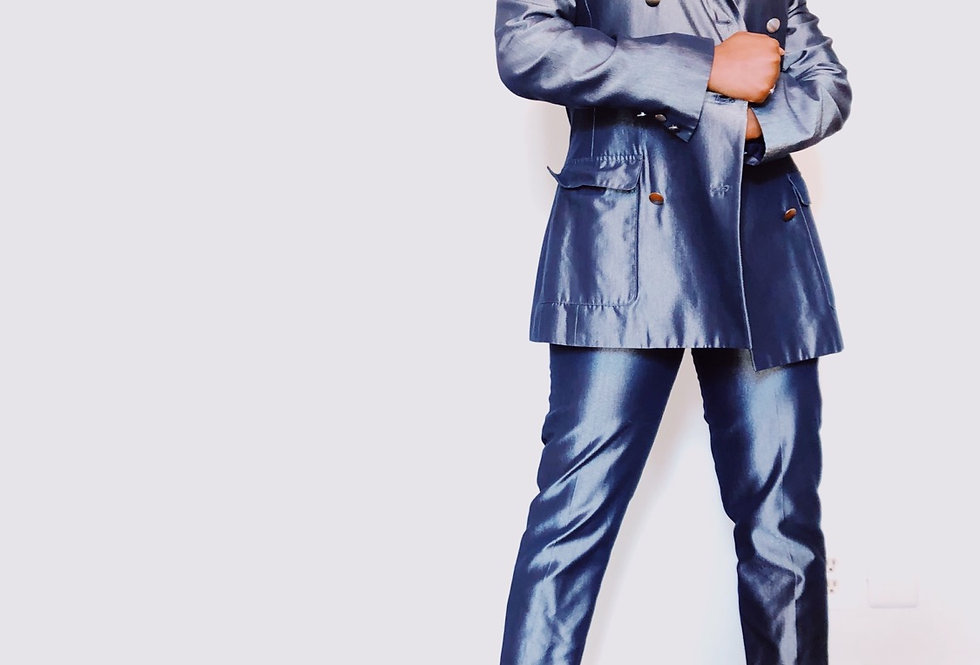 Oscar De La Renta Suit