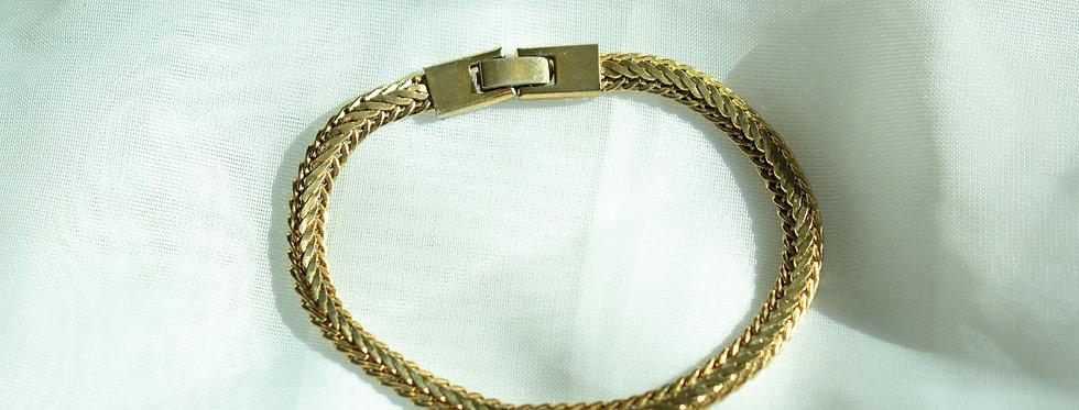 Gauge Bracelet