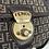 Thumbnail: Vintage Fendi Zucca Leather Brown Bag