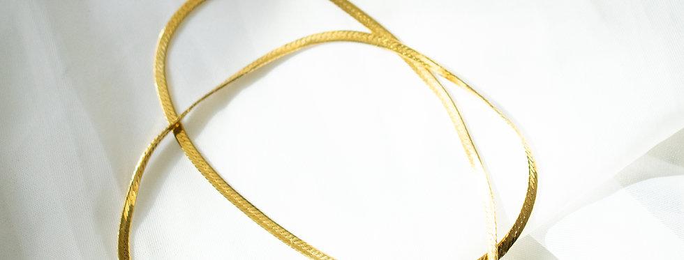 Gauge Chain Necklace