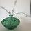 Thumbnail: Emerald Oversized Glass Vase
