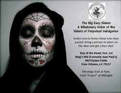 Sisters Day of the Dead
