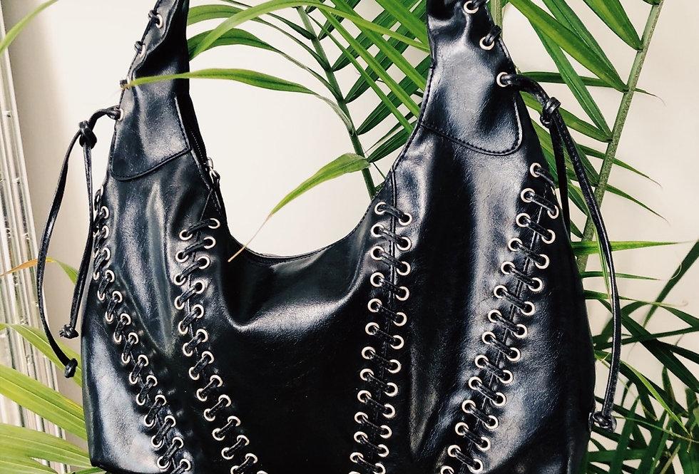 Nine West Leather Hobo Bag