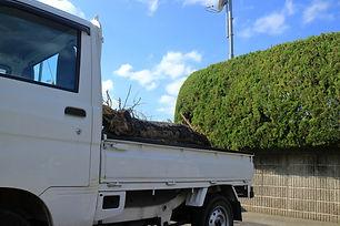 港南区のお庭の清掃・不用品回収ならブンソーへ