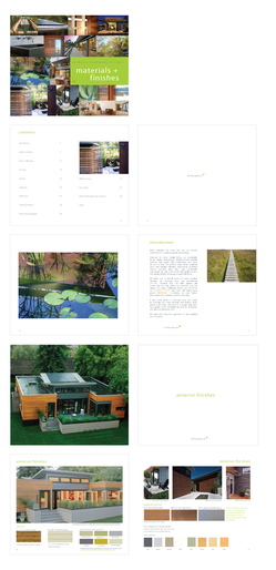MKD Materials and Finishes Catalog