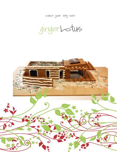 MKD Holiday DIY GingerLotus
