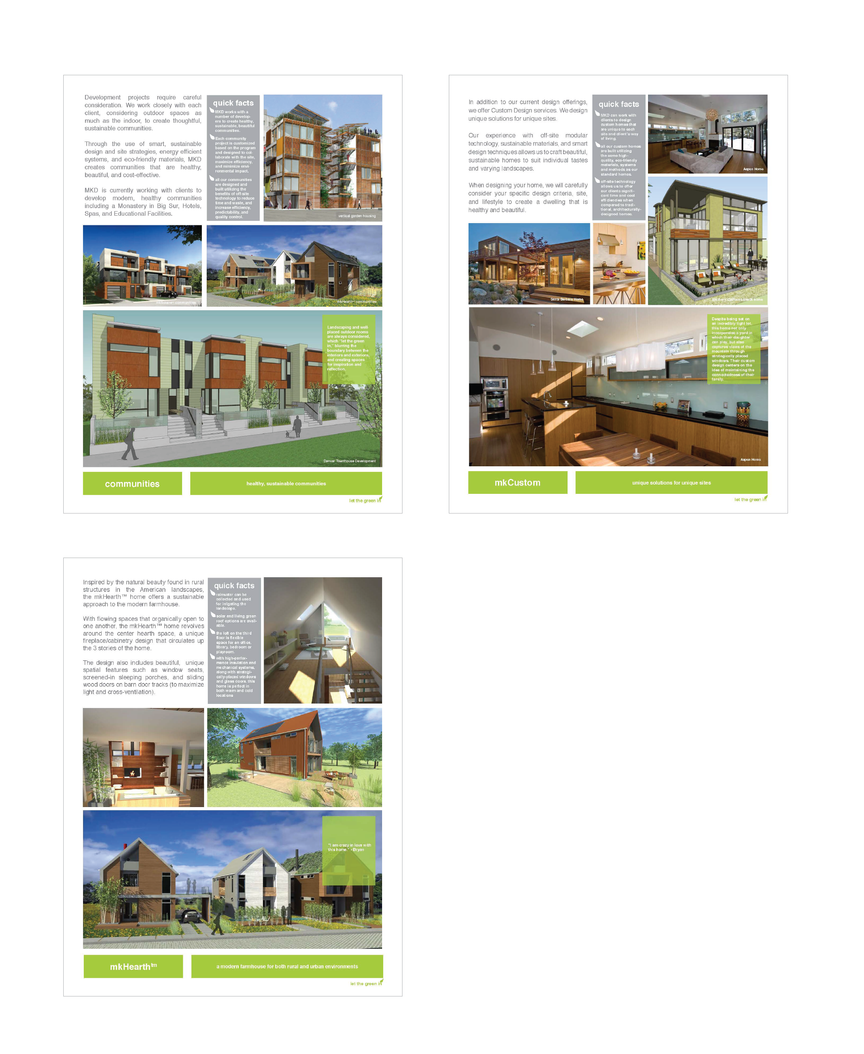 MKD Portfolio of Homes