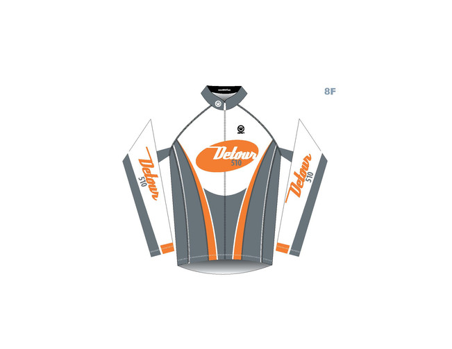 Cycling kit for multisport team in Oakland