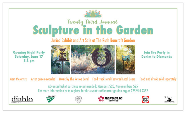 Ruth Bancroft Garden ad