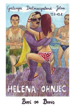 Helena Ohnjec exhibition