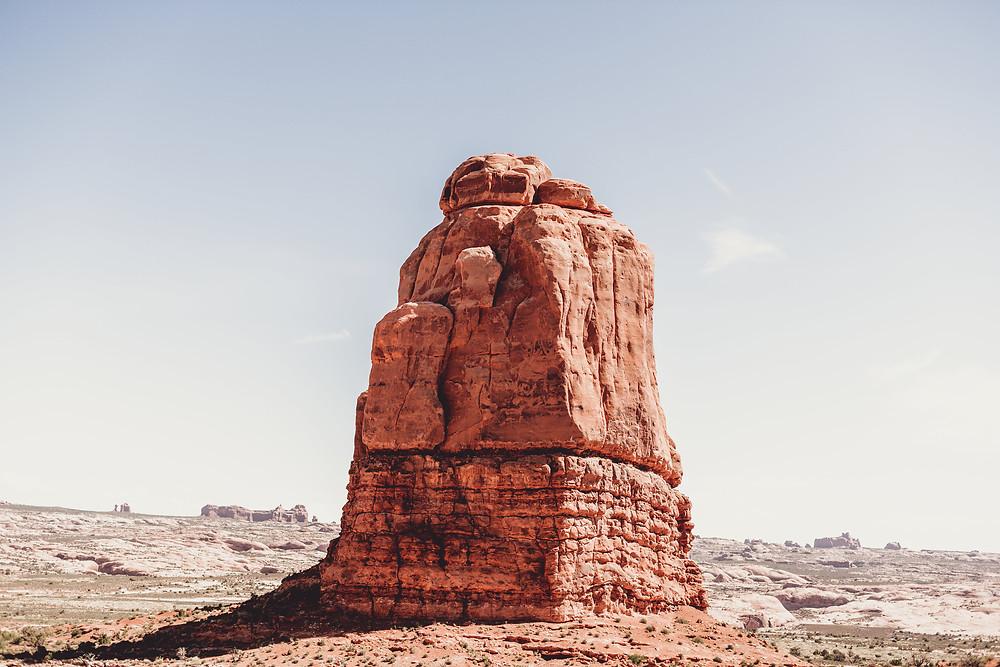 moab Utah Courthouse Towers