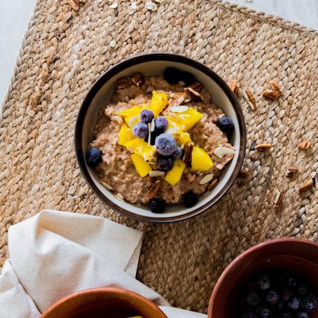 15min Healthy Oatmeal