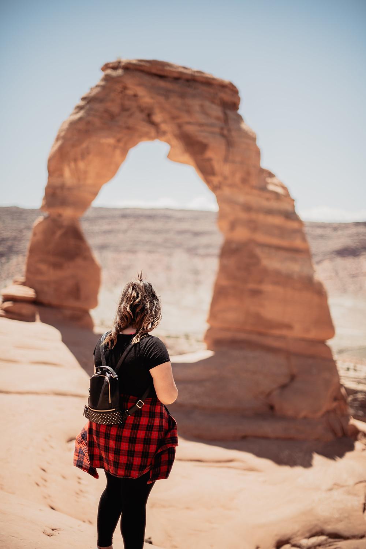 Moab Utah delicate arch