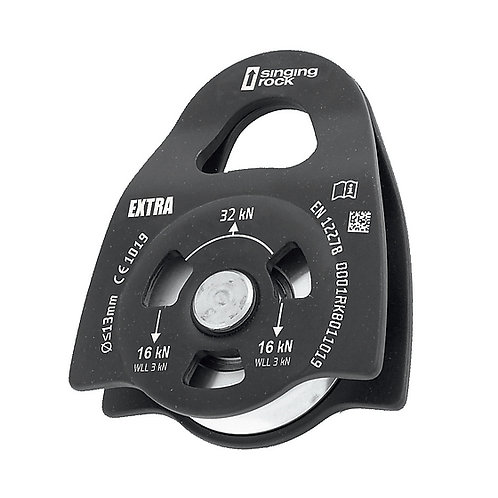 Pulley Extra Roll, Black