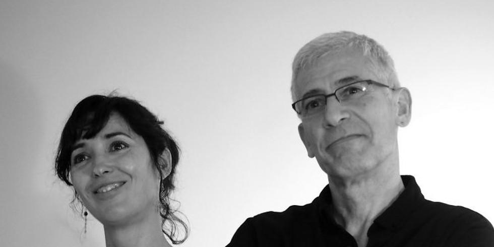 Edurne Portela & José Ovejero