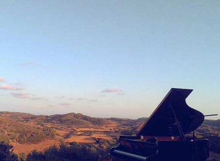 Un piano volador