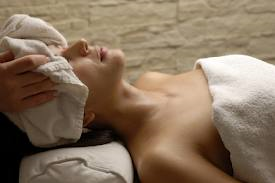 Add-On Hot Towel Face Massage
